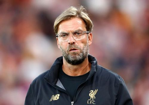 Jurgen Klopp is still waiting for his first trophy with Liverpool