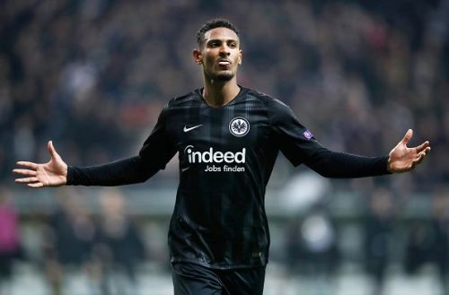 Sebastian Haller has been involved in 25 goals in the league this season.