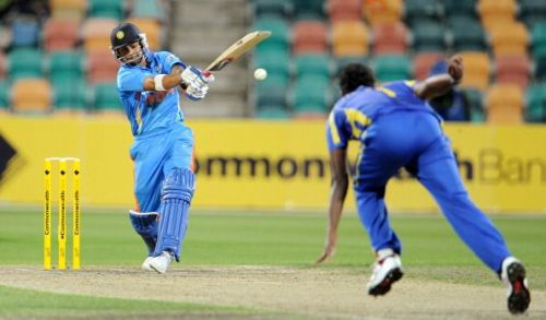 Kohli has a wonderful record against Sri Lanka