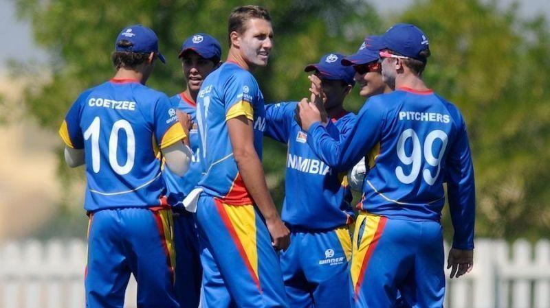 Namibia Cricket Team