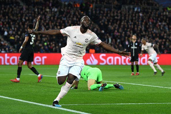 Romelu Lukaku could be on his way to Serie A next season.