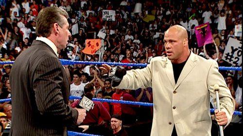 Vince and Kurt