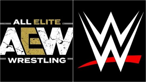 The War between WWE and AEW is on.