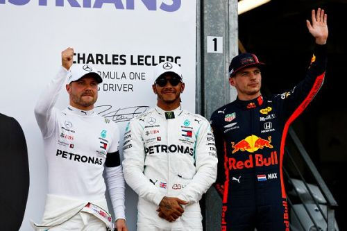 F1 GP at Monaco where Bottas, despite starting second, fell down to fourth with Vettel gaining a second