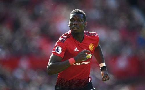 Paul Pogba is reportedly on Real Madrid's radar