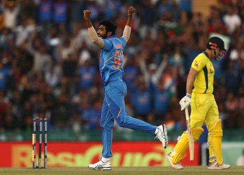 India v Australia - ODI Series: Game 4