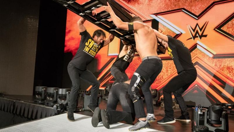 A short but extremely sweet episode of NXT before TakeOver