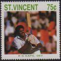 Stampon Kapil Dev -Hero of 1983 World Cup