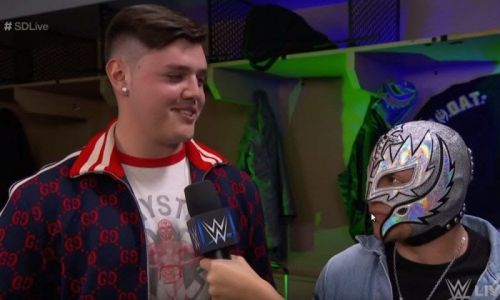 Is Dominic going to make his WWE debut soon?