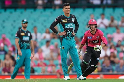Mujeeb has also plied his trade in Vitality Blast and fairly knows the conditions in England