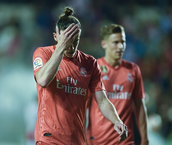 Gareth Bale has struggled to make the right impression under Zinedine Zidane