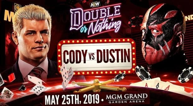 Cody vs. Dustin Rhodes