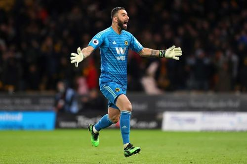 Rui Patricio has had a great debut season in the Premier League