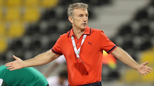 Albert Roca remained a favourite for the national team head coach job until the last day
