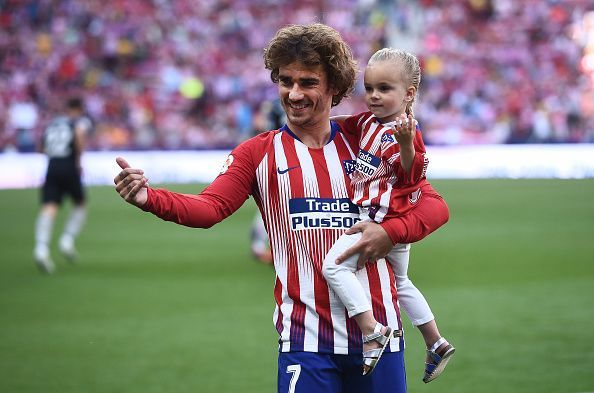 Antoine Griezmann is poised to leave Atletico Madrid this summer