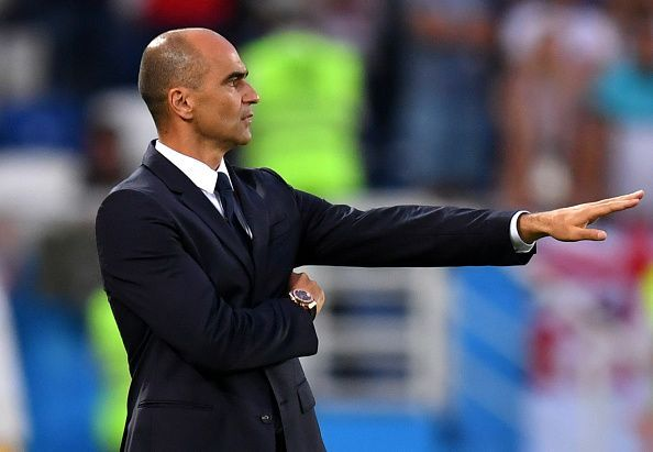 Roberto Martínez always had the credentials and desire to manage at the highest level