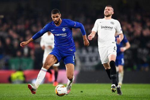 Chelsea v Eintracht Frankfurt - UEFA Europa League Semi Final: Second Leg