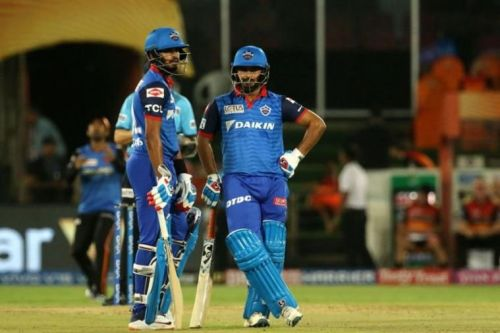 Iyer and Pant were instrumental in Delhi Capitals' journey to the playoffs in IPL 2019