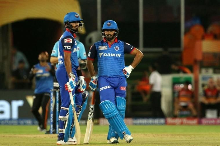 Iyer and Pant were instrumental in Delhi Capitals