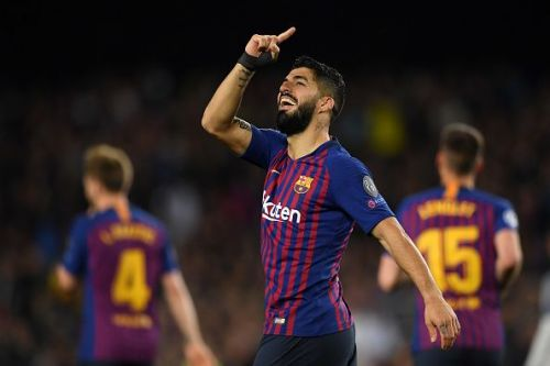 Luis Suarez came back to haunt his former side