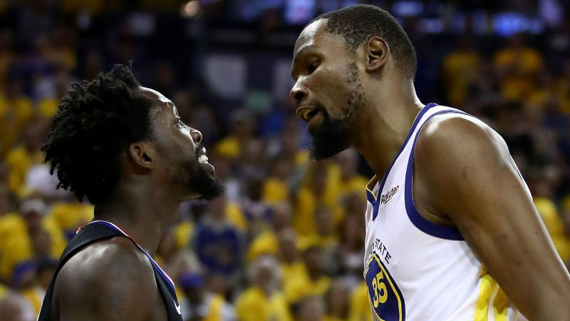 huge selection of da9e6 55358 Beverley  Warriors  Durant the best player in the NBA hands down