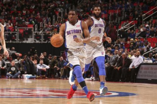 The Pistons had a rather underwhelming regular season.
