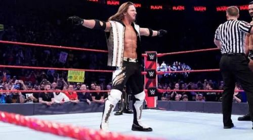 AJ Styles has been on top of his game on both the Red and Blue brands