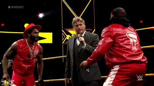 The Street Profits talked their way into another championship match