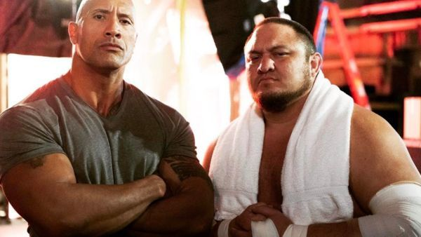 Two of the greatest Samoan wrestlers!