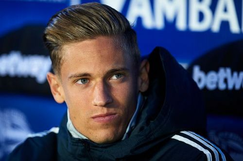 Manchester United are planning a swoop for Marcos Llorente