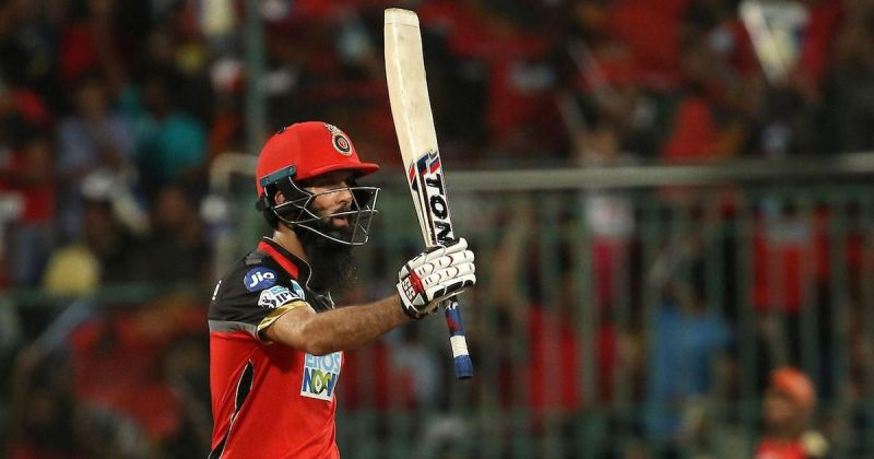 Moeein Ali - Talented All-rounder