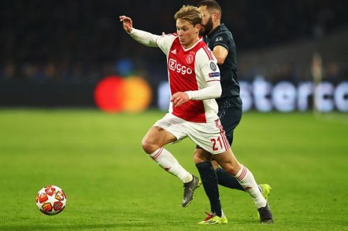 Frenkie de Jong will join Barcelona in summer
