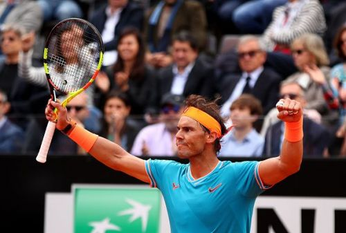 Can Rafael Nadal clinch his 9th title at Rome?