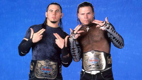 The Hardy Boyz.