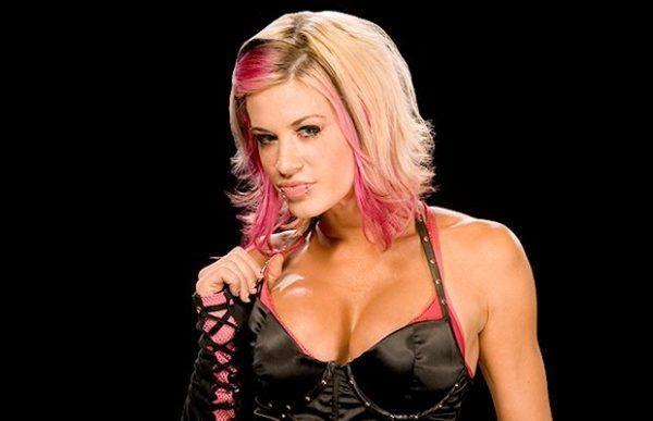 The 2005 WWE Diva Search Winner