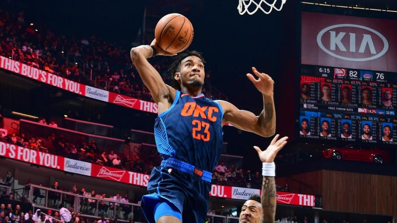 NBA Rumors: Terrance Ferguson could exit the OKC Thunder