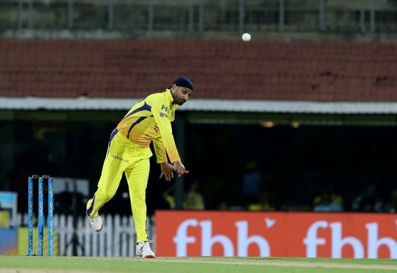Harbhajan Singh picked up crucial wickets at key intervals for CSK in IPL 2019