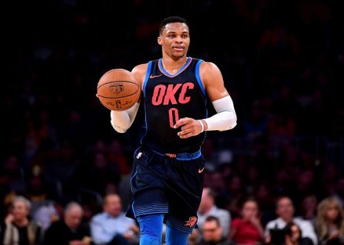 Russell Westbrook failed to guide the Thunder past the Trail Blazers