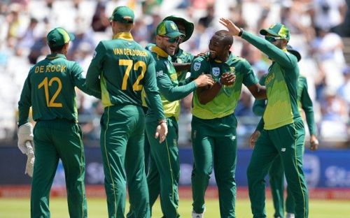 South Africa will give their best to lift the trophy