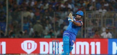 Rishabh Pant (picture courtesy: BCCI/iplt20.com)