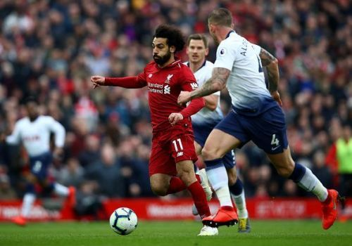 Liverpool and Tottenham will meet in the UEFA Champions League final this weekend