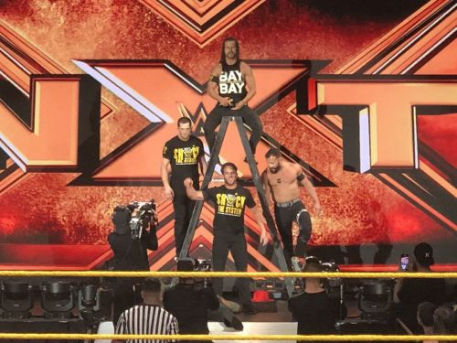 Last night's tapings were full of shocks, surprises and swerves