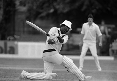 'Supercat' Clive Lloyd was one of the most fearsome hitters in the game.