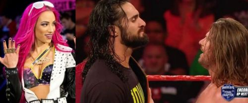 Some interesting things could happen on RAW tonight
