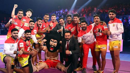 2 VIVO Pro Kabaddi finals, 0 trophies. Will the 'Fortune' finally work in favor of Gujarat?