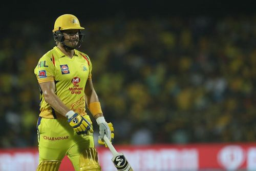 Shane Watson might be released after this season. (Image Courtesy: IPLT20)