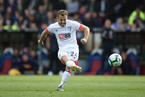 Ryan Fraser in action for Bournemouth