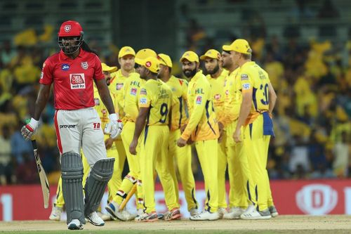CSK needs to win this match to retain the top spot in league table