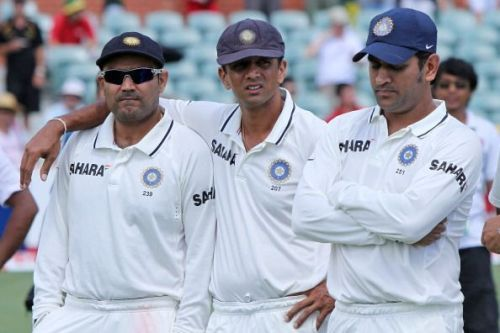 India suffered two consecutive away series whitewashes during the 2011/12 season