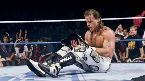 Could WWE resist telling the story of one more HBK world title win?